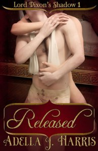 cover of Released by Adella J. Harris