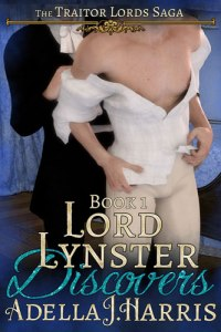 cover of Lord Lynster Discovers by Adella J. Harrris