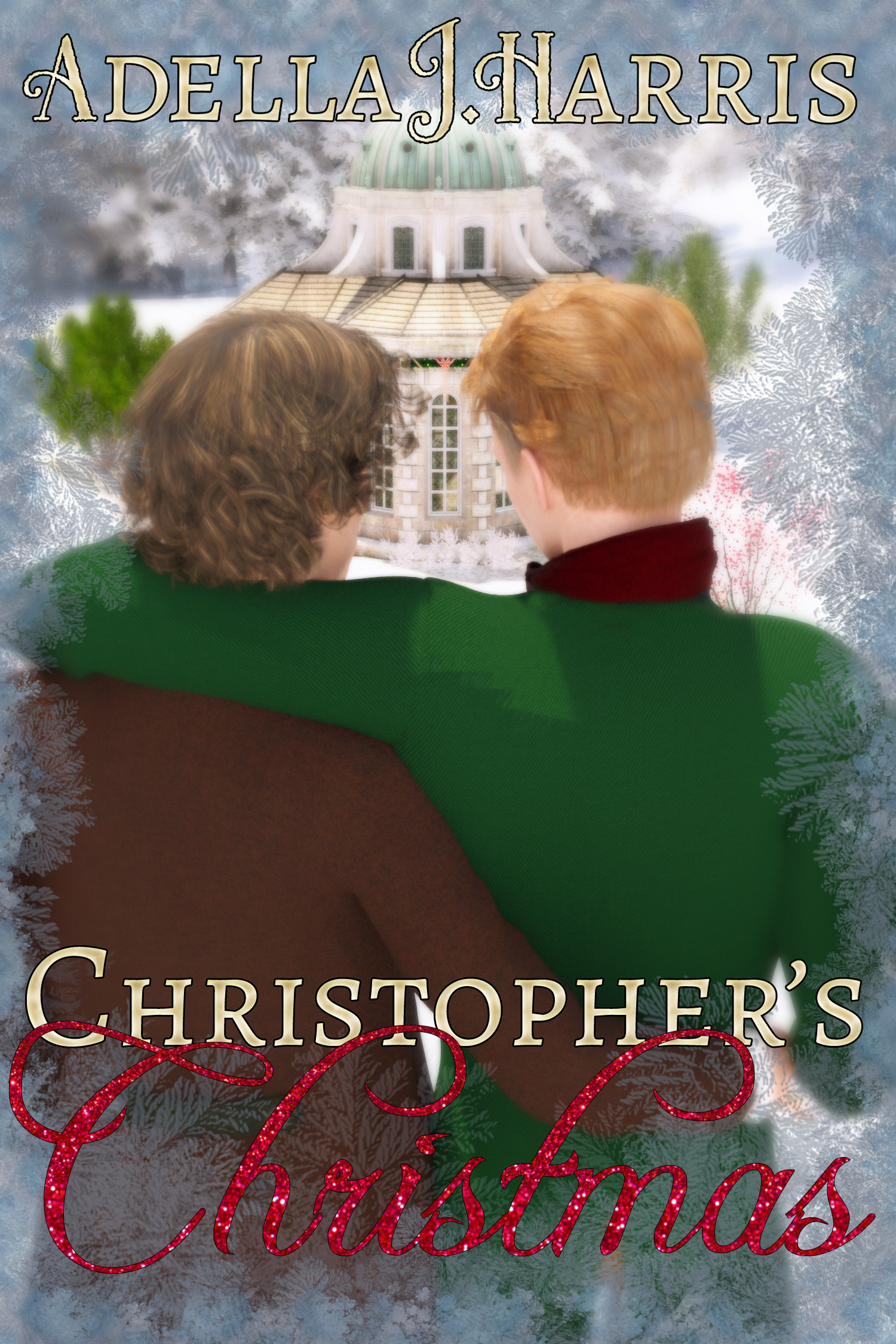 cover of Christopher's Christmas